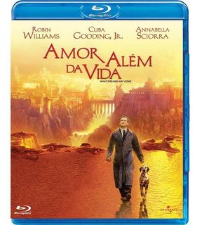 Blu Ray Amor Alem Da Vida