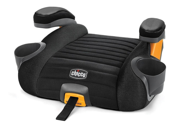 Chicco Autoasiento Gofit Plus Iron, Color Negro