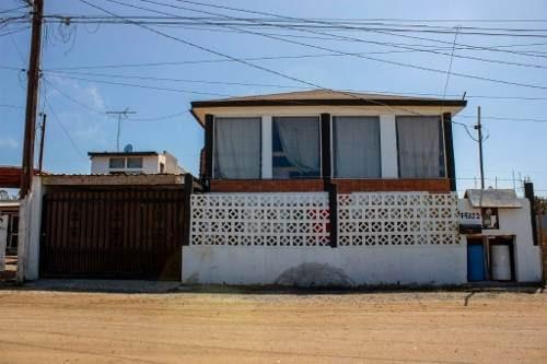 Casa En Venta En Col. Playas De Chapultepec, Ensenada B.c.