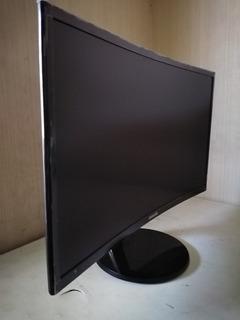 Monitor Curvo Va Antirreflejo 1920x1080 4ms 60hz Freesync
