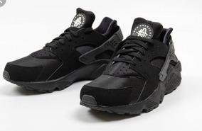 Tenis Nike Huarache Black (meses Sin Intereses) Sport