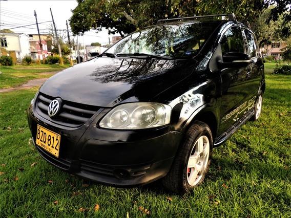 Volkswagen Crossfox 1.600 Aa Mt Fe