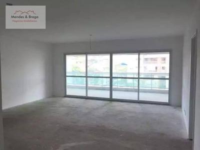 Apartamento 197 M² - 4 Dormitórios - 2 Suítes - 3 Vagas - Lazer Completo - Classic - Particular - Ap0231