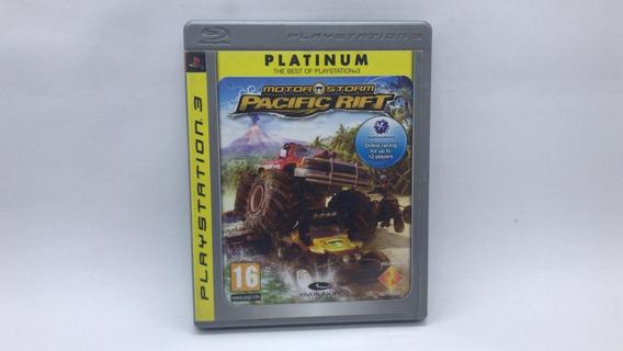 Motor Storm Pacific Rift - Ps3 Midia Fisica Em Cd Original