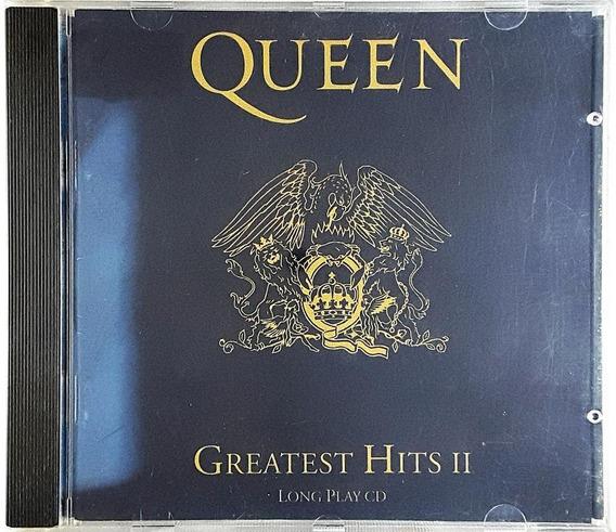 Cd Queen - Greatest Hits Ii - Hc