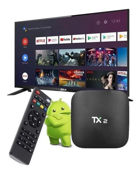 Caixa De Tv Mini, 2g + 16g 4k Wifi Ultra Hd