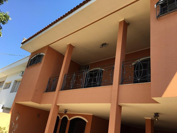 Casa Em Jardim Sumaré, Araçatuba/sp De 426m² 4 Quartos Para Locação R$ 6.000,00/mes - Ca81701