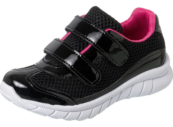 Tenis Feminino Menina Infantil Casual Jogging Conforto Iate