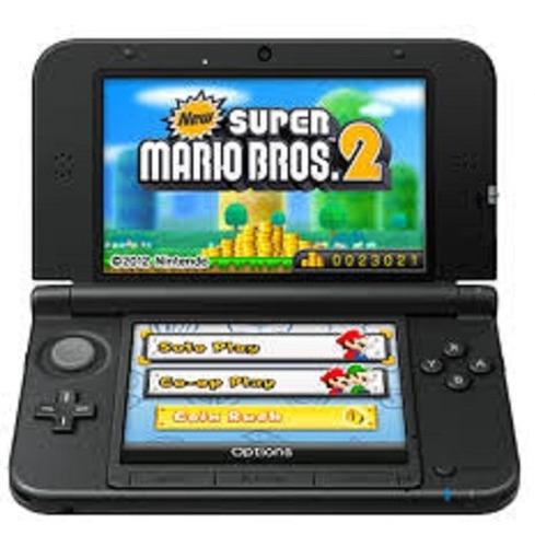 Oferta En Nintendo 3ds Xl Nuevo Con 7 Juegos
