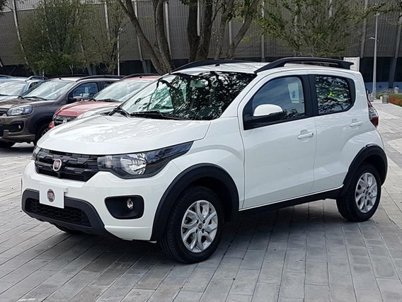 Fiat Mobi 0km 1.0 - Anticipo De $66.000 Y Cuotas L
