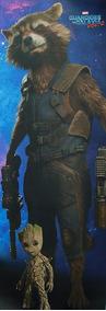 Tfgo - Poster Guardiões Da Galáxia - Exclusivo Omelete Box