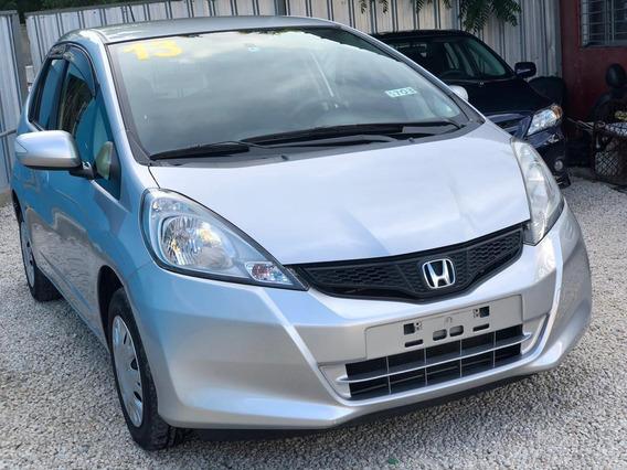 Honda Fit Tanque Lleno Full