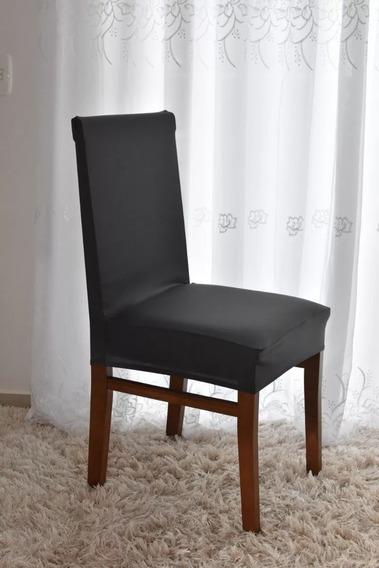 Capa Para Cadeira De Malha - Kit 6 Peças Direto Da Fábrica