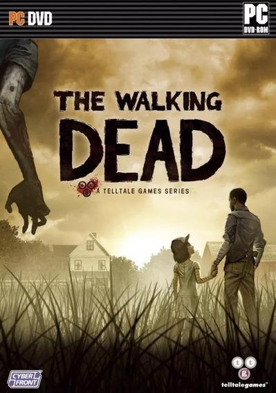 The Walking Dead Pc - 100% Original (steam Key)