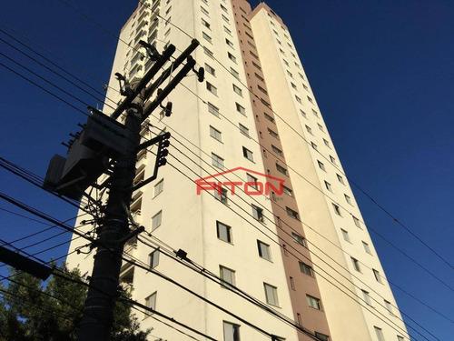 Apartamento À Venda, 67 M² Por R$ 480.000,00 - Penha De França - São Paulo/sp - Ap1843