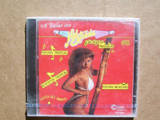 Nini Estrada Y Su Organo Melodico Vol. 10. Cd Nuevo 1993