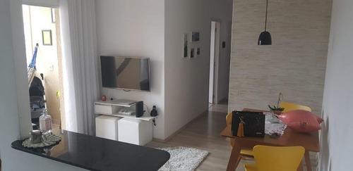 Imagem 1 de 28 de Apartamento À Venda, 54 M² Por R$ 310.000,00 - Centro - São Bernardo Do Campo/sp - Ap61937