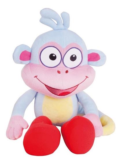 Dora Aventureira Pelúcia Macaco Botas - Multibrink