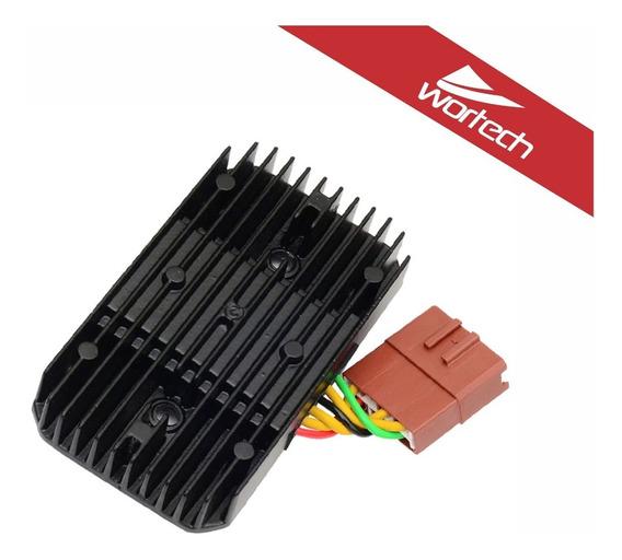 Regulador Retificador Dafra Citycom S 300i ( 18-19 ) Wortech