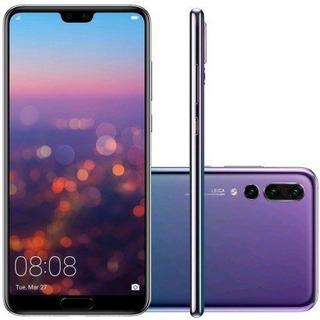 Celular Huawei P20 Pro Twilight 6ram/128gb Novo Pr. Entrega