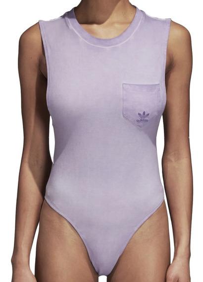 Bodysuit Originals Purle Mujer adidas Du8490