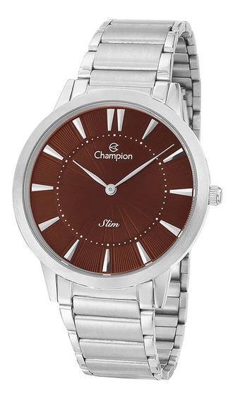 Relógio Champion Slim Analógico Ca21740v