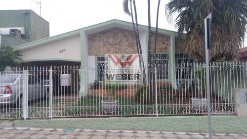 Imagem 1 de 15 de Casa Comercial C/ 40 M² Para Locação 1.500,00 Jardim Simus, Sorocaba. - 379