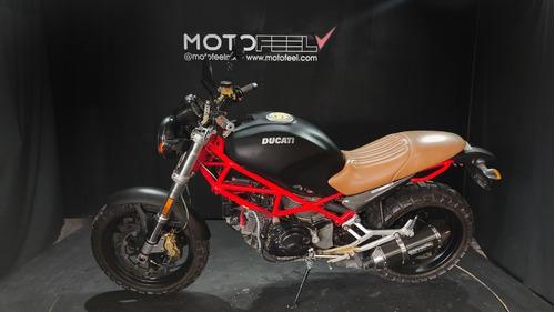 Imagen 1 de 15 de Motofeel Cdmx - Ducati Monster 696 S4r @motofeelmx