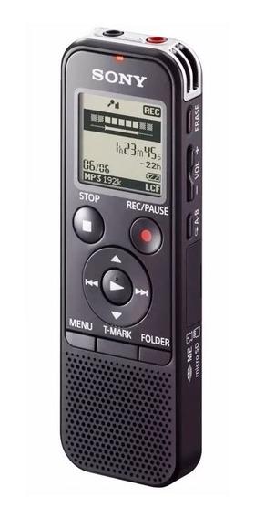 Gravador Voz Digital Sony Icd Px470 4gb Expansível Até 32gb
