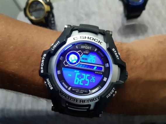 Relógio Digital C-shock
