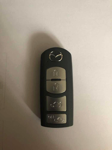Llave Proximidad Mazda 3 Sedan,6