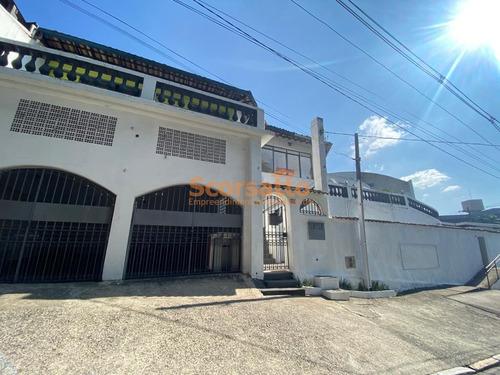 Imagem 1 de 24 de Salão Para Locação, Jardim Tereza Maria, Itapecerica Da Serra/sp - 503