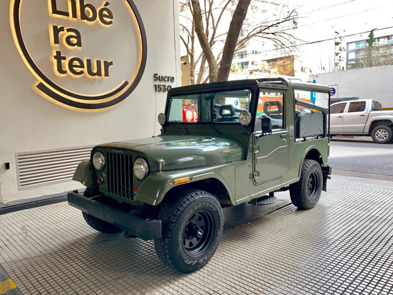 Jeep Mahindra Mm 540 Dp 4x4 2.0