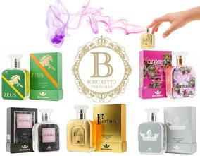 Perfumes Bortoletto Com 33% Essência