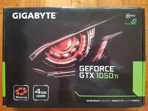 Placa De Video Gigabyte 1050ti G1