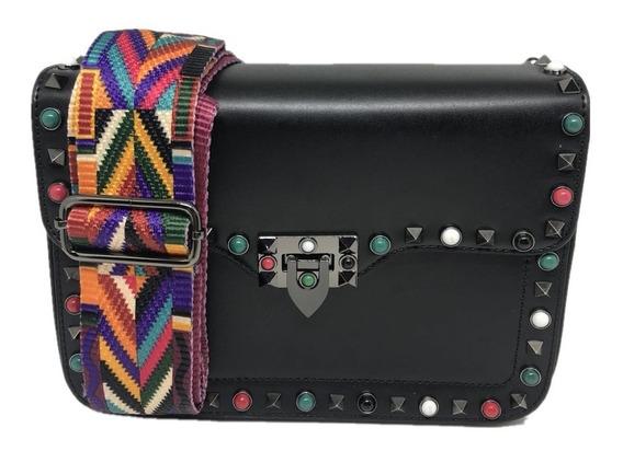 Bolsa Feminina Casual Alça Colorida - 8304