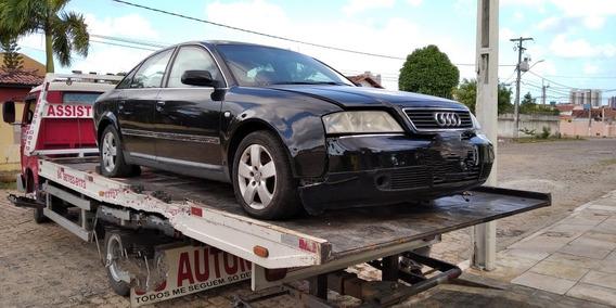 Audi A6 3.0 Multitronic 4p 2002