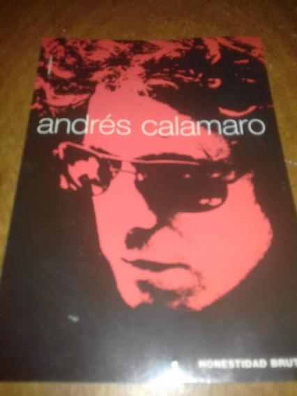Postal Con La Publicidad De Andes Calamaro Año 1997