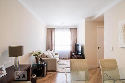 Apartamento No 12º Andar Com 2 Dormitórios E 1 Garagem - Id: 892888026 - 188026