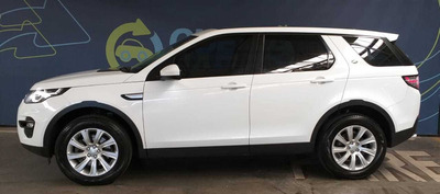 Land Rover - Discovery Sport Hse - Ano 2015 - Motor 2.0