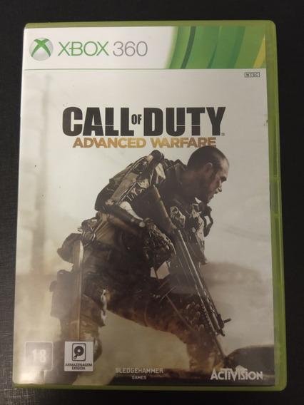 Call Of Duty Advanced Warfare Xbox One E Xbox 360
