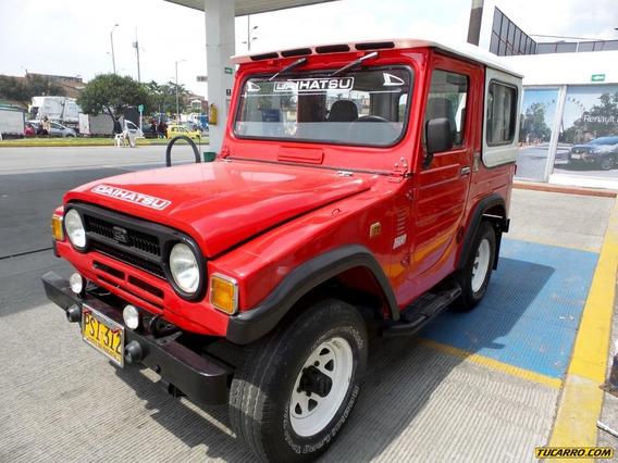 Daihatsu F20 Cabinado