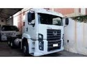 Vw 25320 - 2011 - Cavalo Trucado - R$ 69.500,00