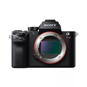 Câmera Sony Alpha A7r Ii 4k Mirrorless Sensor Fullframecorpo