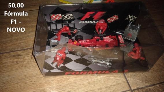 Fórmula F1 - Novo