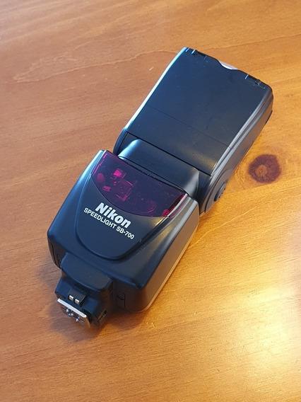Flash Nikon Sb700 Em Ótimo Estado De Conservação