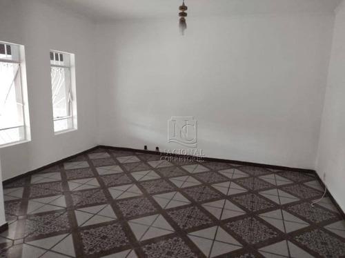 Sobrado Com 3 Dormitórios À Venda, 180 M² Por R$ 405.000,00 - Jardim Silvana - Santo André/sp - So4081