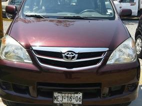 Toyota Avanza 1.5 Premium Mt 2009