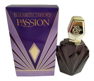 Perfume Passion Elizabeth Taylor Edt 74 Ml Original