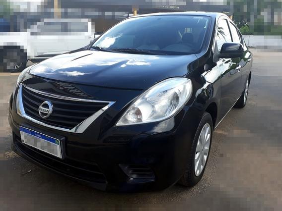 Nissan Versa Sv 1.6 2012/2013 (único Dono)